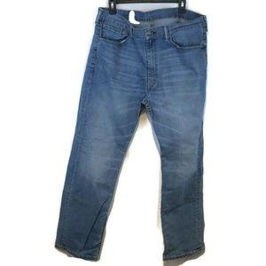 Levis 505 Men's Straight Leg Jeans